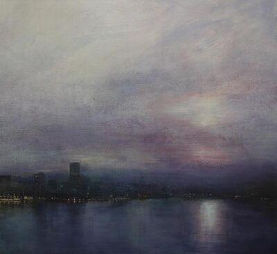 Benjamin Warner, 'Still Evening, Hong Kong Harbour', 2019