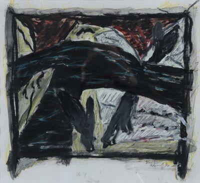 Gregory Amenoff, 'Blue Run', 1982