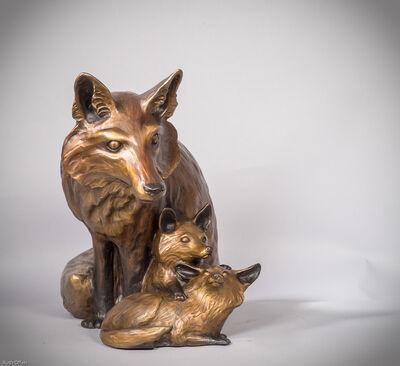 Barbara Duzan, 'Fox Family'