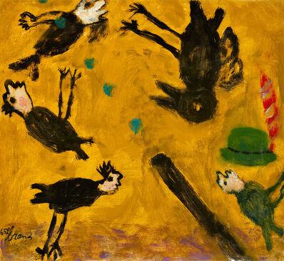 Eugène Brands, 'Untitled', 1952