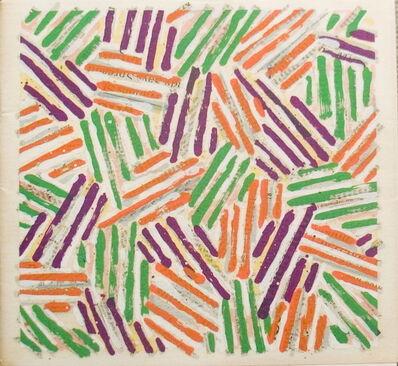 Jasper Johns, 'Jasper Johns Screenprints', 1977