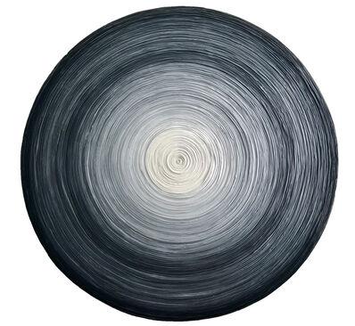 Monica Delgado, 'No One Owns a Circle - White to Black', 2019