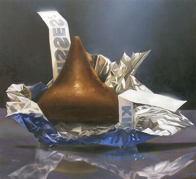 Margaret Morrison, 'Kiss', 2009