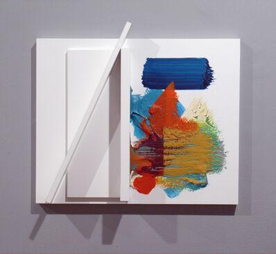 William Tillyer, 'Ocatillo', 2000