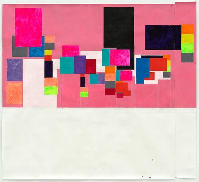 "Hurvin Anderson, '""Studio Drawing 15""', 2016"