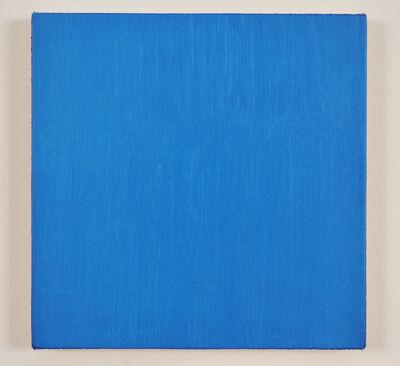 Marcia Hafif, 'Phthalocyanine Blue', 1997