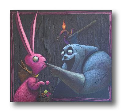 Tim Burton, 'Bunny!', ca. c. Early 1990s