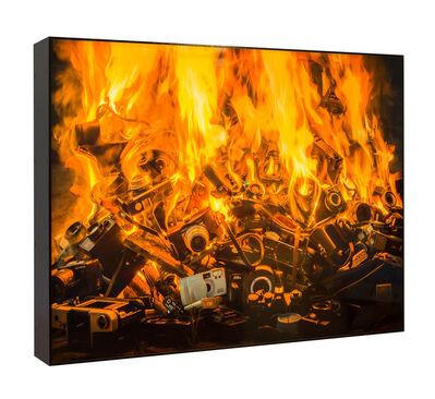 Szymon Rogiński, 'Burned', 2015