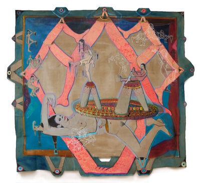 Marlene Steyn, 'Knee and Elbow Birthday', 2014