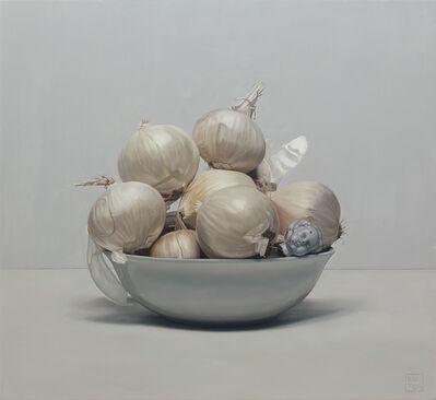 Jonathan Dalton, 'White Onions', 2018