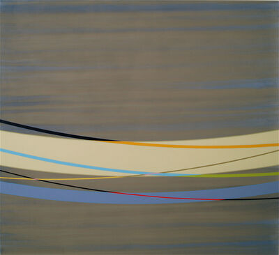 Carol Robertson, 'Colour Stream', 2011