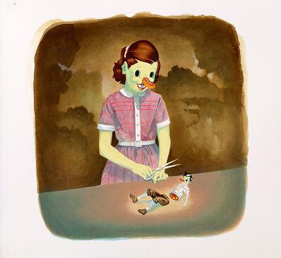 Victor Castillo, 'Auch!', 2015