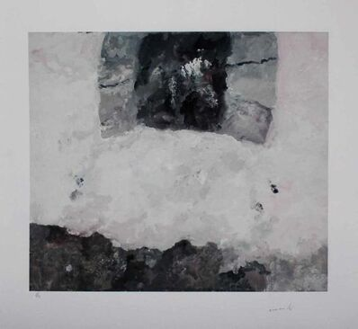 Armando, 'Das Fenster', 2015