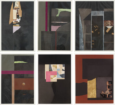 Louise Nevelson, 'Aquatints Portfolio (B. 116)', 1973