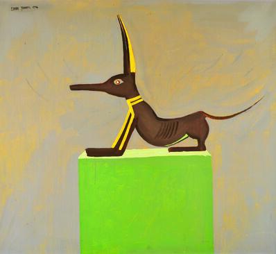 Edwin Tanner, 'Anubis', 1976