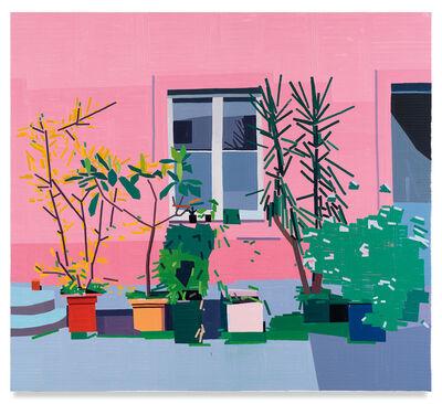 Guy Yanai, 'Almine Rech Courtyard', 2019