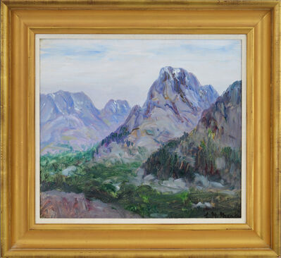 Lewis Henry Meakin, 'Beautiful Mountain'