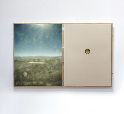 Óscar Santillán, 'Solaris (2PM)', 2019