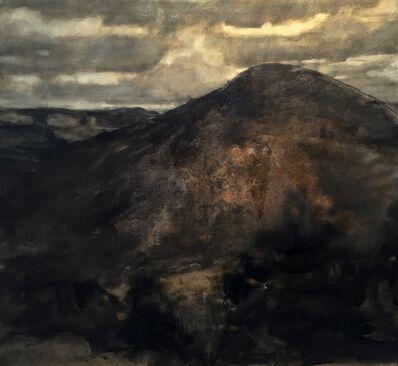 David Konigsberg, 'Black Dome', 2017