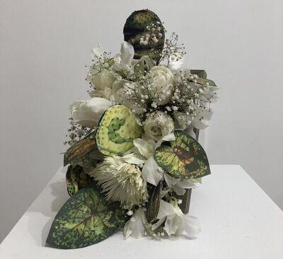 Kandis Williams, 'Current spiral', 2018