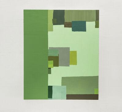 Pablo Rodríguez Blanco, 'Local colour green', 2016