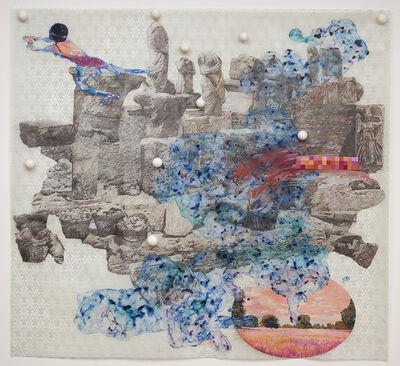 Melissa Furness, 'Overtaken', 2011