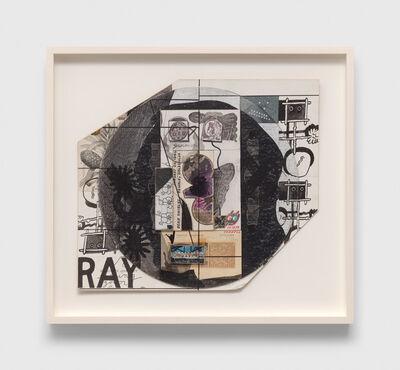 Ray Johnson, 'Untitled (Dear Shirley Temple, Geldzahler', 1956-1992