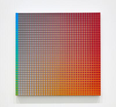 Sanford Wurmfeld, 'II-12 (N-RO/N-RO) + B/1(BG)', 2018