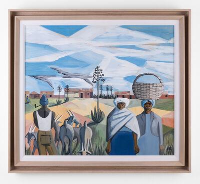 Peter Clarke, 'African Pastoral', 1960
