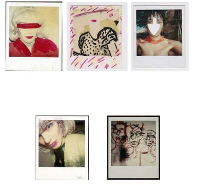 Maripol, 'Untitled (Polaroids) ', 1978