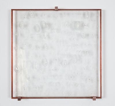 "Sarkis, 'Vitrail touché à blanc ""9.2013""', 2013"