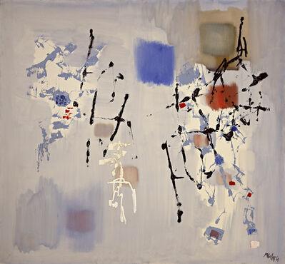 Fritz Winter, 'Die hängenden Zweige', 1960