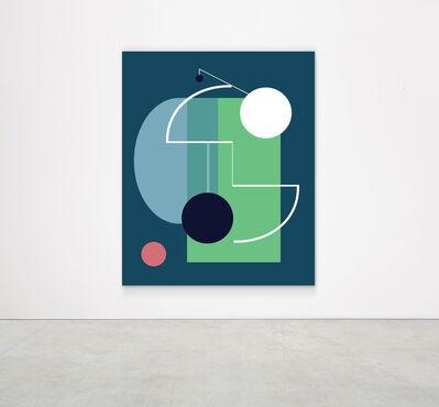 Sinta Tantra, 'A Gelato Kiss (Pistachio)', 2019