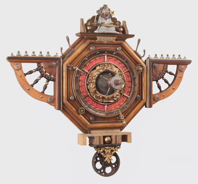 Christopher Bales, 'The Time Machine', 2019