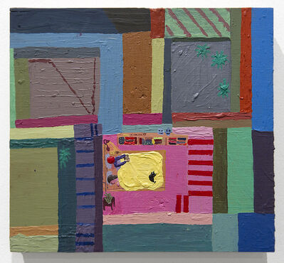 Chris Johanson, 'Evening Painting 2013in Los Angeles', 2013