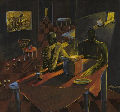 Yasmeen Abdullah, 'The Box', 2021