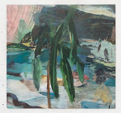 Helene Billgren, 'Foreign girl', 2018