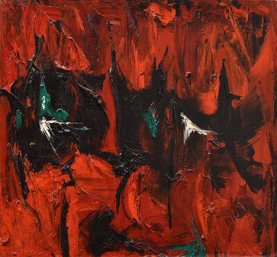 Rita Letendre, 'Sans titre', 1961
