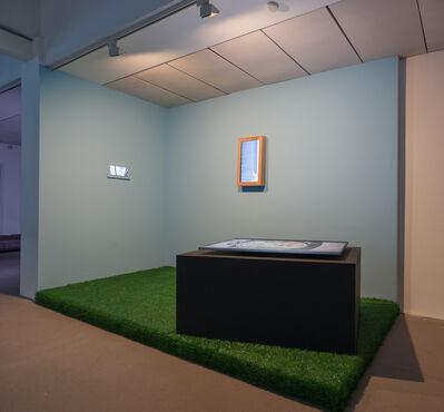 Hu Xiangqian, 'A Corner of Xiangqian Museum《向前美术馆一角》', 2013