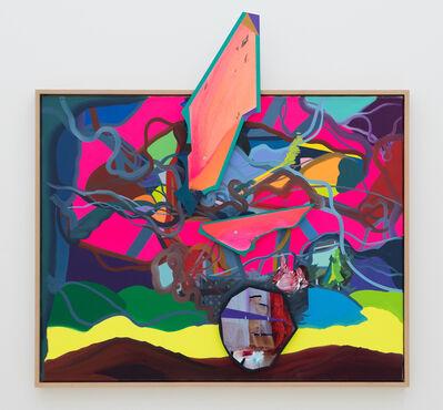 Franz Ackermann, 'Falsche Uhr 错误的钟表', 2019