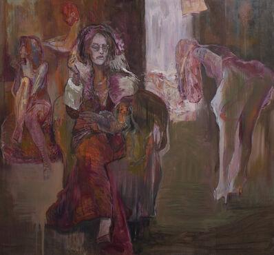 Nicolas Bischof, 'Ghostriders 2', 2016