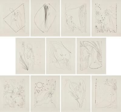 Chris Ofili, 'The Agony in the Garden', 2006