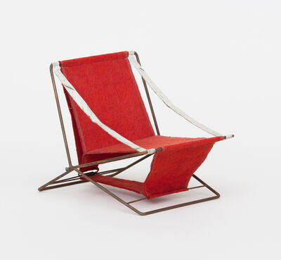 Henry Glass, 'Folding Chair', 1961