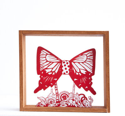 Kenichi Yokono, 'butterfly', 2019