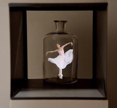Michelangelo Bastiani, 'Sara in White - Opera Dancer', 2019