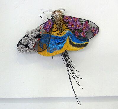 Johanne Allard, 'Saffron Moth (Iran)', 2020