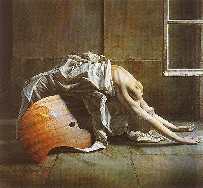 Istvan Sandorfi, 'Hommage à Nepharene', 1993