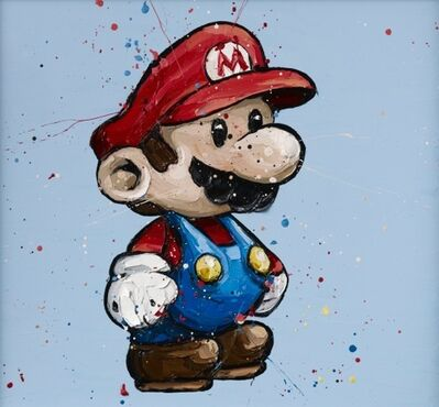 Paul Oz, 'Super Mario', 2015