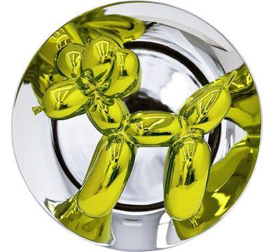 Jeff Koons, 'Balloon Dog/Yellow', 2015