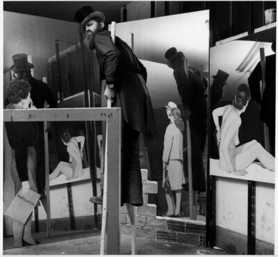 Ugo Mulas, 'Michelangelo Pistoletto'